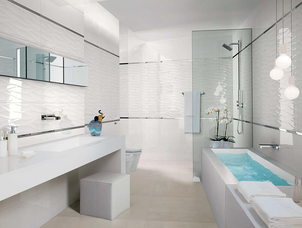Sanitari ed arredo bagno ceramiche grimaldi for Arredo bagno mattonelle