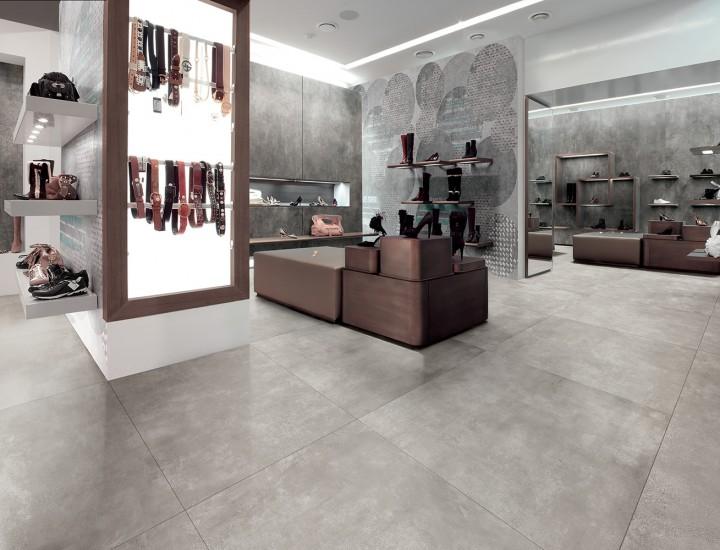 Gres porcellanato effetto cotto cerato ceramiche grimaldi for Pavimento in cemento